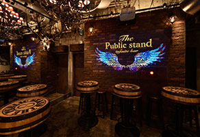 Public stand 渋谷店