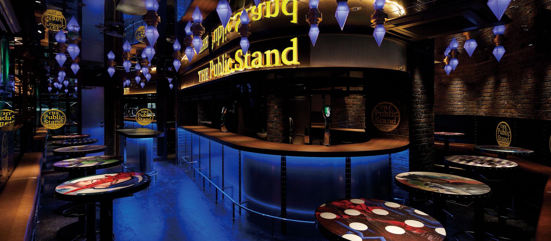 Public stand 船橋店
