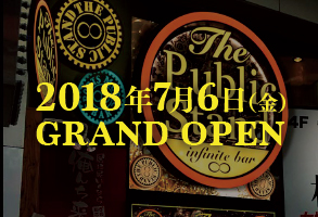 Public stand 阪急東通り店
